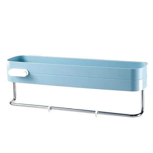 AFHT Perchero para baño Toallero sin Pared sin Orificios ...