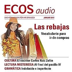ECOS audio - Las rebajas. 1/2013