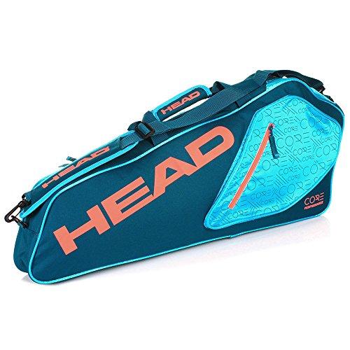 Head, Core Pro 3 Pack Tennis Bag