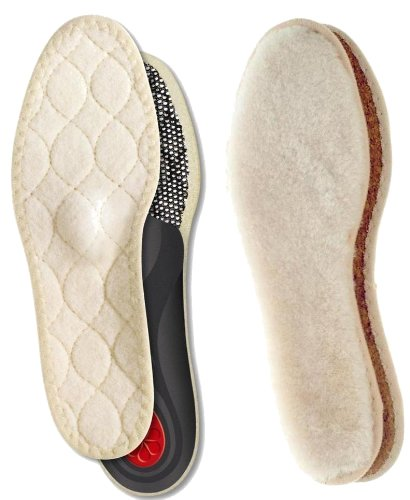 Pedag Warm Feet Arch Support and Comfort Kit, Solar Plus (Viva Winter) and Pascha, US W10/M7/EU ()
