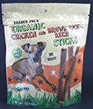 Trader Joe's Organic Chicken and Brown Rice Recipe Sticks Review