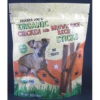 Amazon.com : Trader Joe's Organic Chicken and Brown Rice