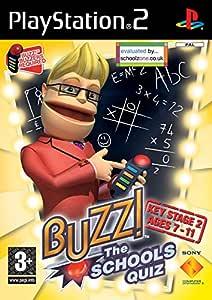 Sony Buzz! Escuela de Talentos - PS2 PlayStation 2 vídeo - Juego (PlayStation 2, Educativo, EC (Niños), Relentless Software): Amazon.es: Videojuegos