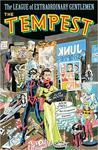 Vol IV The Tempest The League of Extraordinary Gentlemen