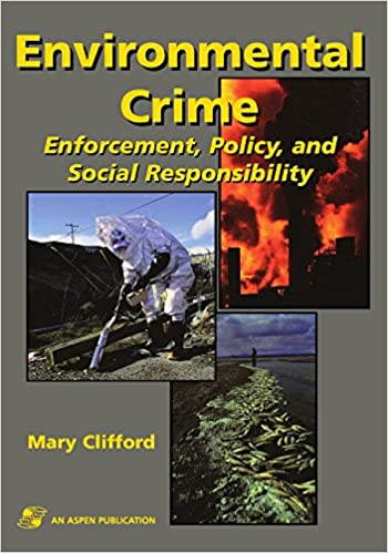 Environmental Crime by Mary Clifford (9-Jan-1998)