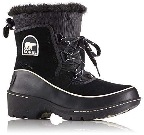 Donna Sorel light Bisque Torino Neve Black Da Stivali w4BqI4