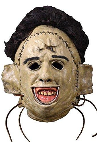 Texas Chainsaw Massacre Leatherface Killing Mask 1974 Trick or Treat Studios -