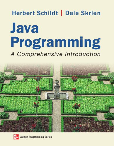 Download Java Programming: A Comprehensive Introduction, First edition Pdf