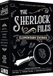 Sherlock Files Elementares Entradas