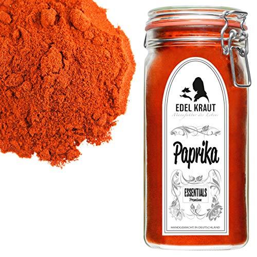 EDEL KRAUT Essentials | Paprika edelsüß gemahlen im PREMIUM GLAS 700g