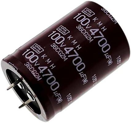 Snap In Elko Kondensator Radial 4700µf 100v 105 C Elektronik