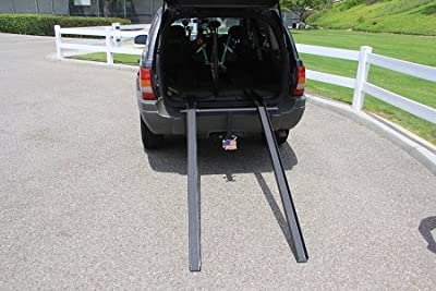 Bend It Cycling Easy Load Ramp System