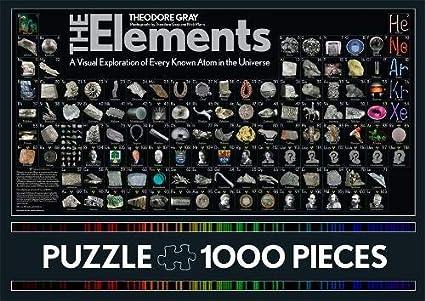 Elements Jigsaw Puzzle