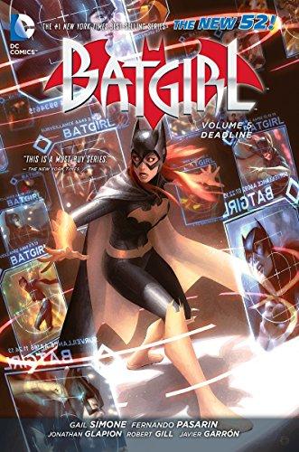 Batgirl Vol. 5: Deadline (The New 52) (Batgirl, The New 52!) -