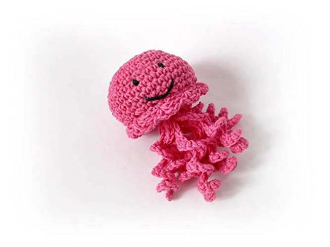 Amazon.com: Crochet Octopus jellyfish Crochet amigurumi: Handmade