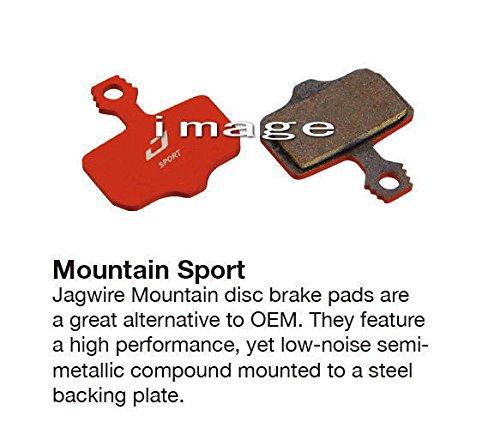 Direct BR7824J//DCA065 Jagwire Mountain Sport Disc Brake Pad Avid Bb5 /& Promax Pro-Motion Distributing