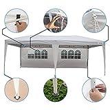 Goutime 10x20 Feet Ez Pop Up Canopy Instant Tent