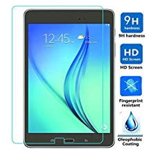 Coromose Tempered Glass Film Screen Protector for Samsung Galaxy Tab E T560 9.6''