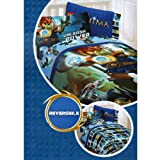 Lego Legends Chima Comforter Reversible Twin-Full Bedding