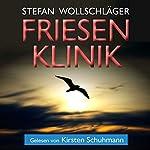 Friesenklinik: Ostfriesen-Krimi (Diederike Dirks ermittelt, Volume 2) | Stefan Wollschläger