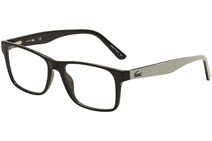 Lacoste L2741 001 53, Monturas de Gafas Unisex-niños, Black