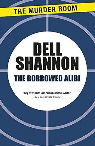 book cover of Borrowed Alibi