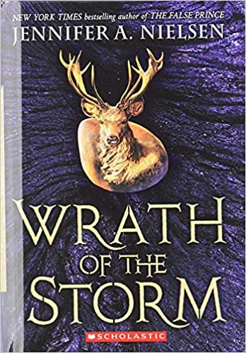 c6a96ac5d4a00 Wrath of the Storm (Mark of the Thief) Library Binding – Import, 20 Feb 2018
