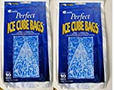 Image of Perfect Ice Cube Bags By Cadie (2 pack)