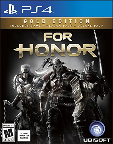 For Honor: Gold Edition (Includes Extra Content + Season Pass subscription) - PS4 Digital Code by Ubisoft