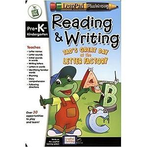 leappad plus writing