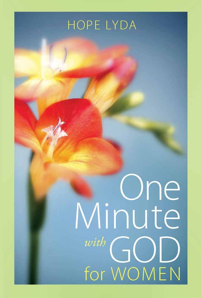 One Minute with God for Women PDF