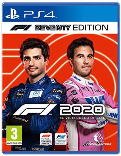 🥇 F1 2020 Seventy Edition PS4 ESP