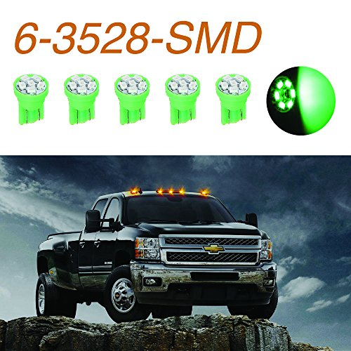 Green Led Cab Lights in US - 8
