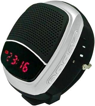 Reloj Inteligente deportes reloj altavoz altavoz Bluetooth ...