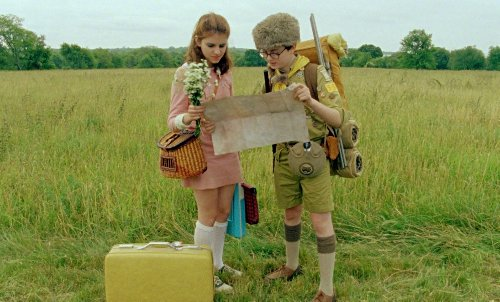 Moonrise Kingdom [DVD] [Import]