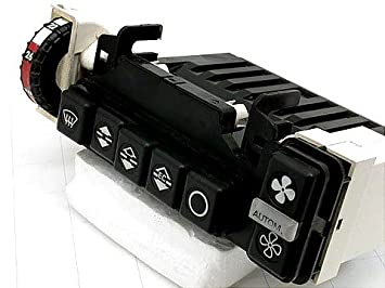 Mercedes W123 unidad de control climático (reconstruido) + GARANTÍA AC mandos calefactor Aire: Amazon.es: Coche y moto