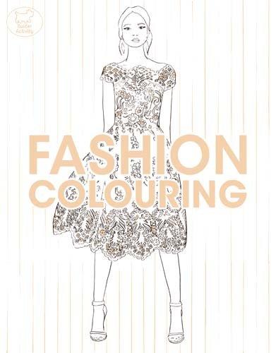 Read Online Fashion Colouring PDF