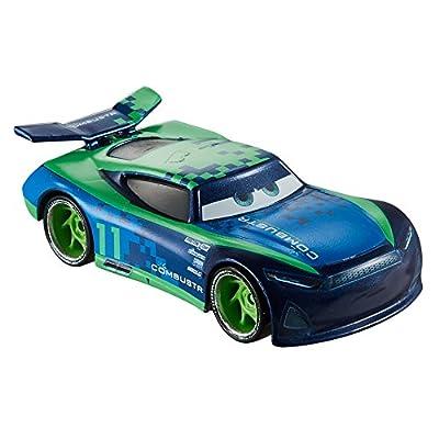 Disney Pixar Cars Die-cast Next Gen Combustr Vehicle: Toys & Games