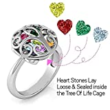 Lam Hub Fong Personalized Family Tree Rings for