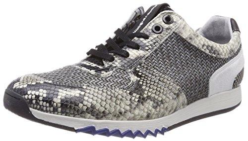 Floris van Bommel 16171, Sneaker Uomo Grigio (Grey 03)