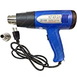 750/1500W Adjustable Hot Air Heat Gun
