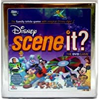 Disney escena es? El juego de DVD Tin Box