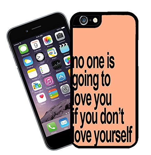 Quotes and Inspirational Words 002 - This cover will fit Apple model iPhone 7 (not 7 plus) - By Eclipse Gift Ideas