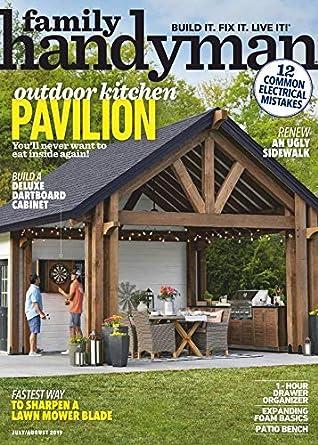 Amazon com: Family Handyman: Inc  Reader's Digest Association