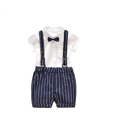 Amazon.com: HN&ZL Traje de boda para bebé, traje de ...