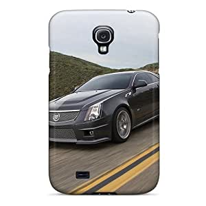 New Thomas Bear House Super Strong Cadillac Cts V Tpu Case Cover For Galaxy S4