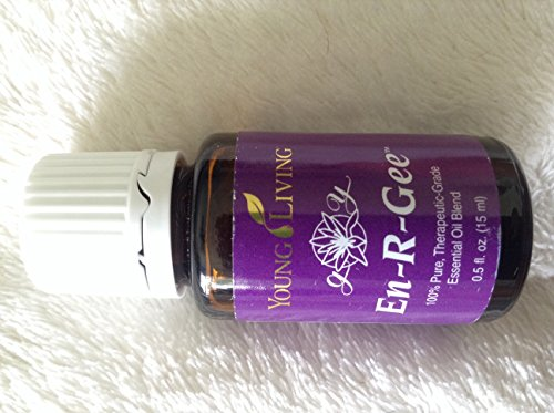 Young Living Essential Oils - En-R-Gee - 15 ml NEW