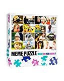 What Do You Meme? Grid 500 Piece Jigsaw Puzzle