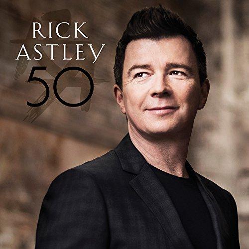 CD : Rick Astley - 50 (CD)