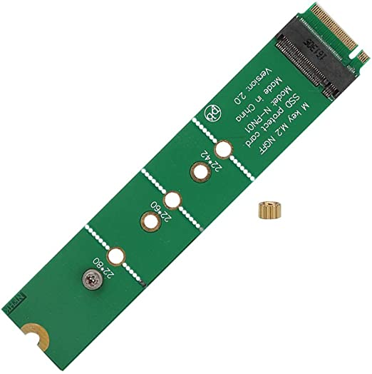 Pasamer M.2 SSD Llave B Ranura a B + M Adaptador de Interfaz ...